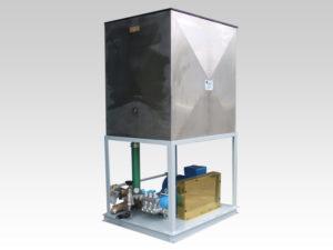 Cloth Wash Pump and Reservoir