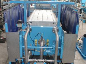 Filter Press Splash Curtains