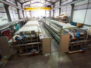 Large Capacity Filter Press