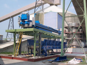 Industrial Filter Press Service and Maintenance
